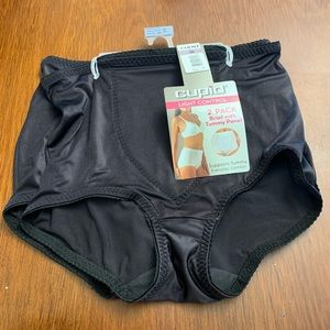 Bundle of 2 brief support panties- 2x